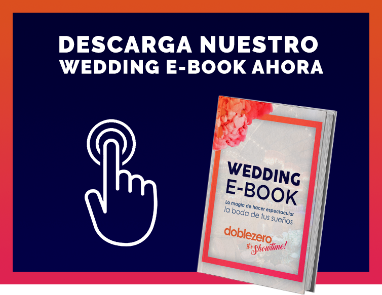 Descarga nuestro wedding e-book ahora